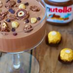 2-ingredient Nutella Mousse | prettysimplesweet.com