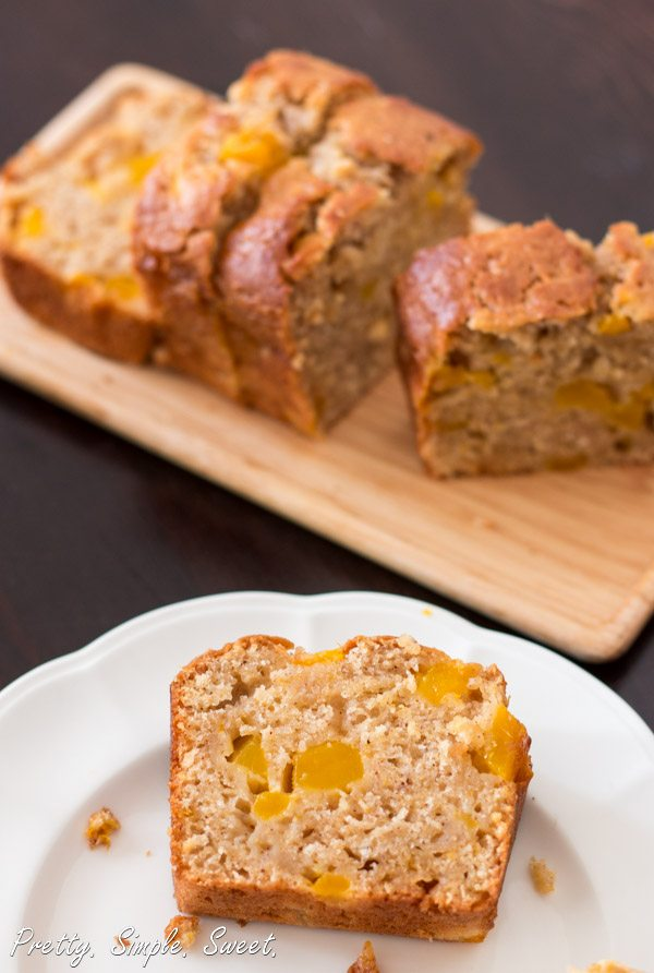 Mango Bread | Pretty. Simple. Sweet.
