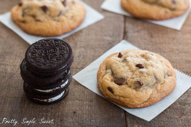 Oreo Chocolate Chip Cookies 4