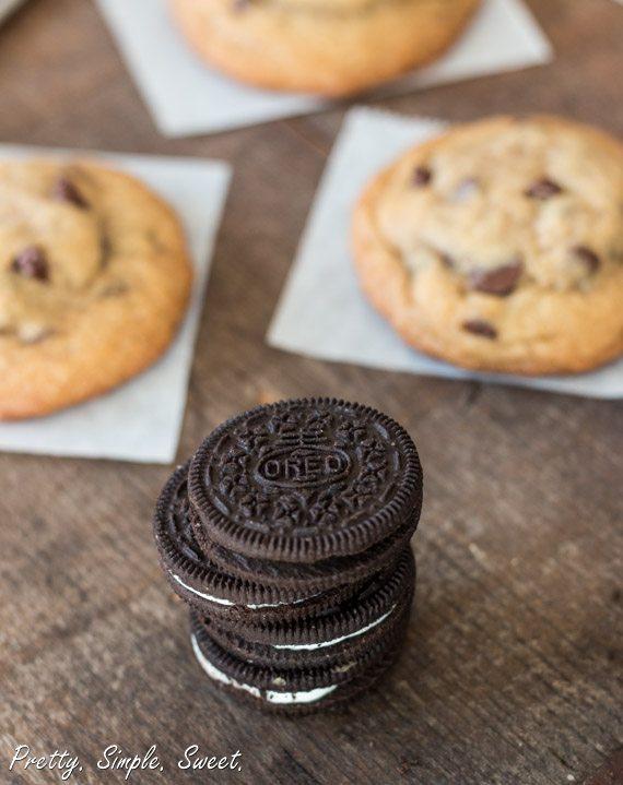Oreo Chocolate Chip Cookies 5