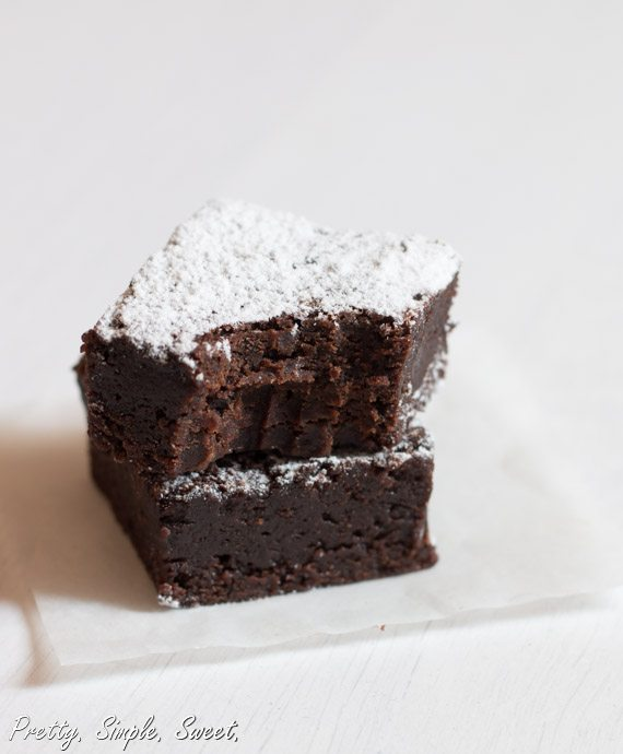 Baked Brownies (2)