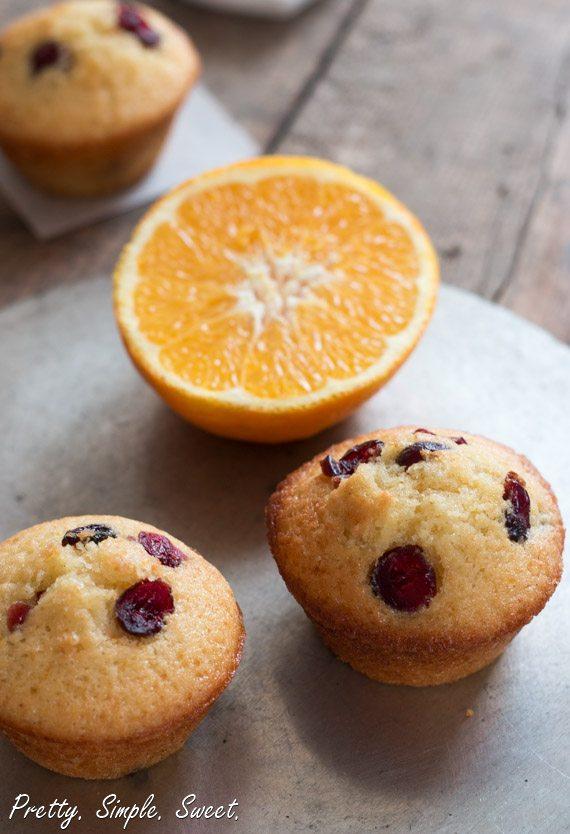 Cranberry Orange Muffins (4)