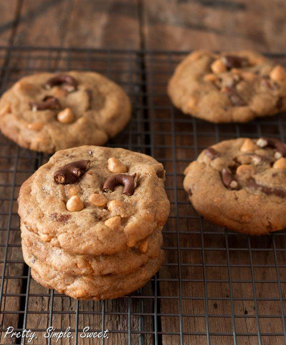 Pretzel Buttescotch Pudding Cookies (2)