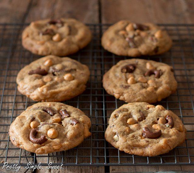 Pretzel Buttescotch Pudding Cookies (3)