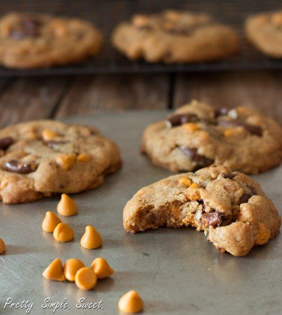 Pretzel Buttescotch Pudding Cookies (4)