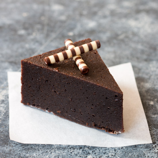 Easy Flourless Chocolate Fudge Cake Pretty Simple Sweet
