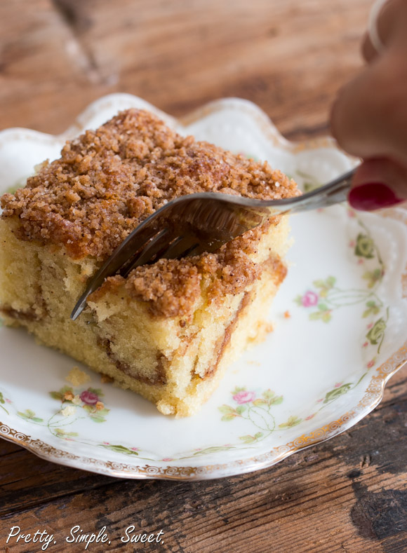 Pillsbury Cinnamon Coffee Cake Recipe