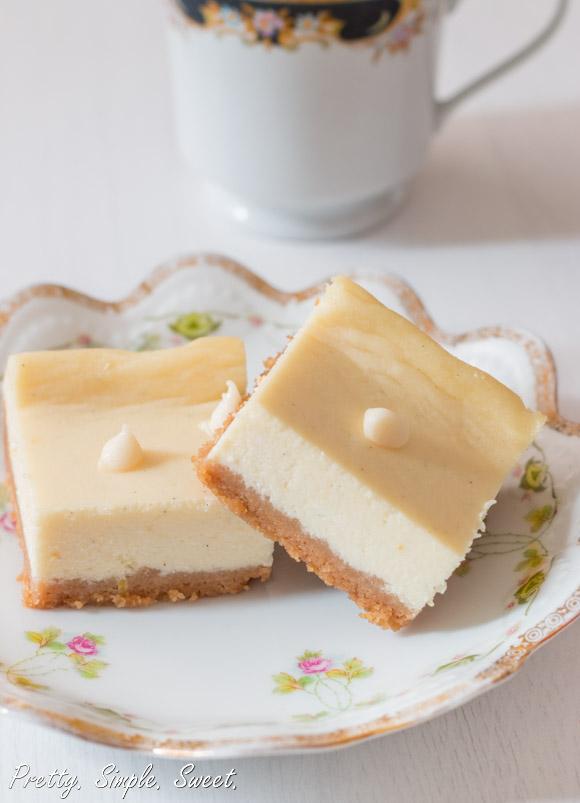 Lemon White Chocolate Cheesecake (2)