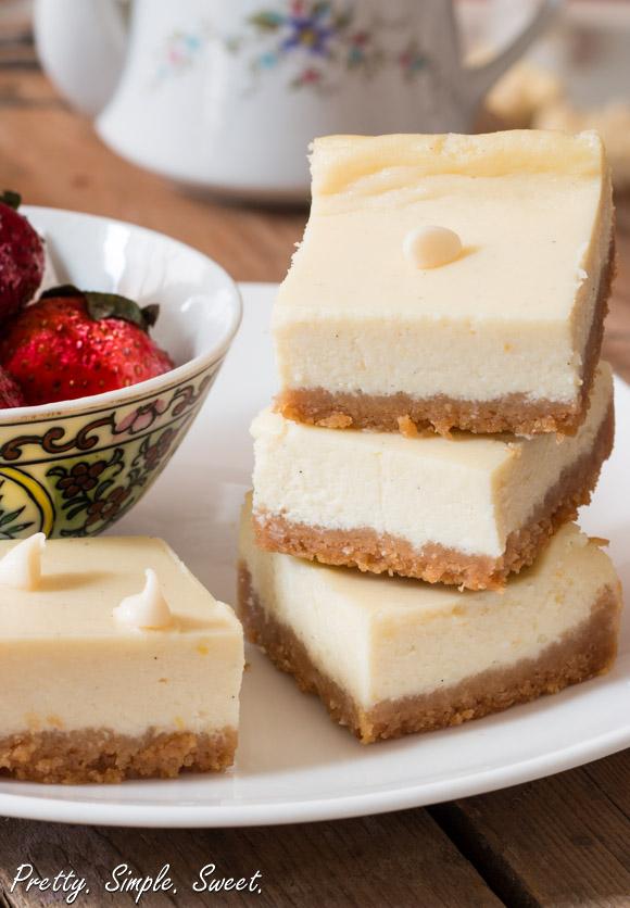Lemon White Chocolate Cheesecake (6)