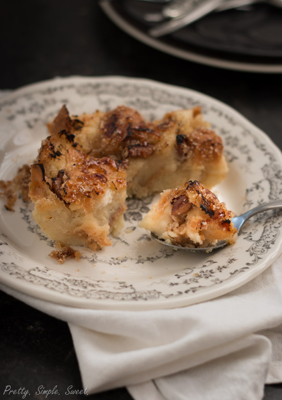 Creme Brulee Bread Pudding (4)