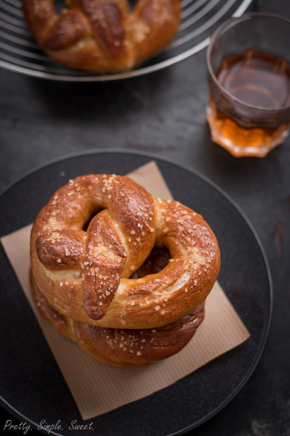 Homemade Soft Pretzels | Pretty. Simple. Sweet.