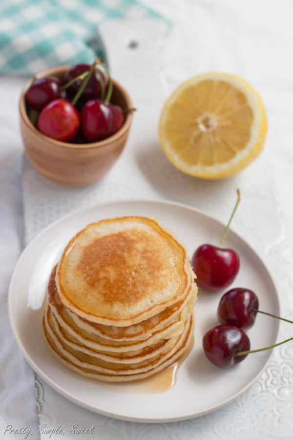 Lemon Pancakes (2)