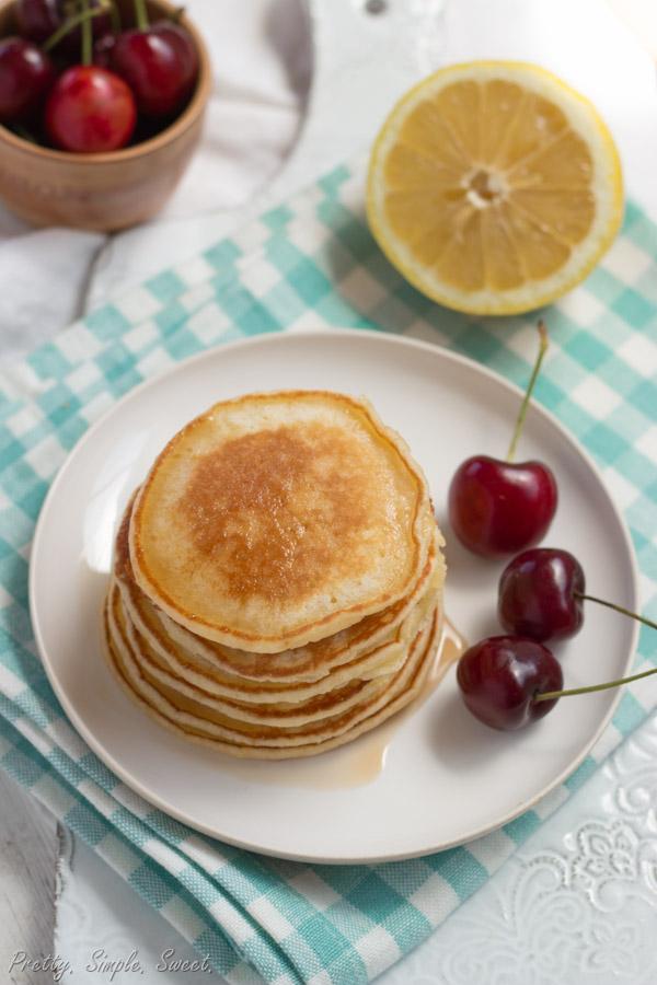 Lemon Pancakes (3)