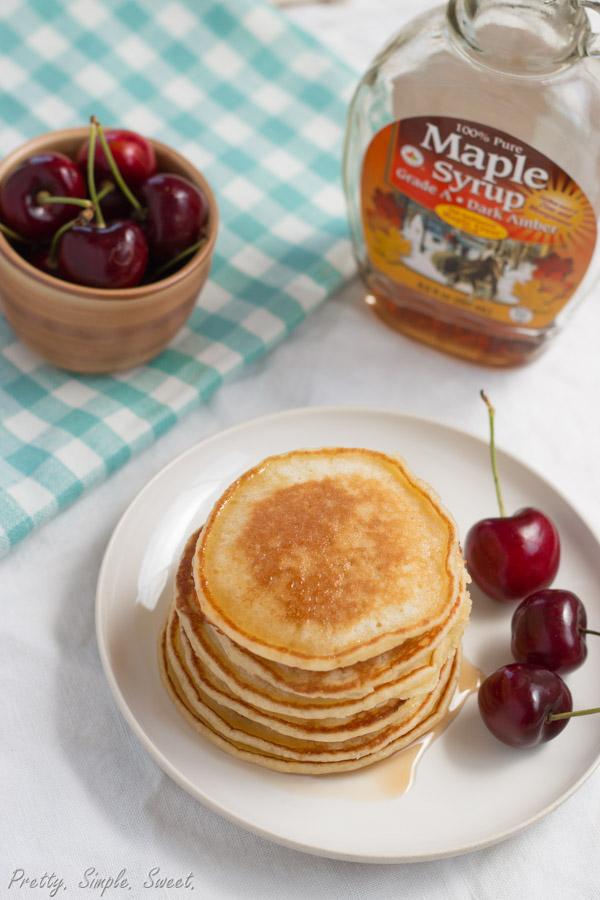 Lemon Pancakes (4)