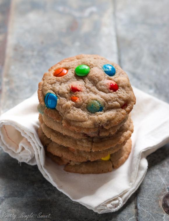 M&M Cookies (2)