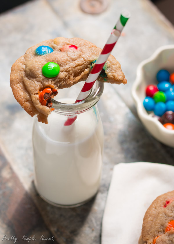M&M Cookies (4)