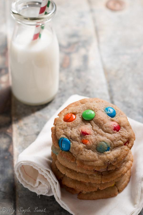 M&M Cookies (5)