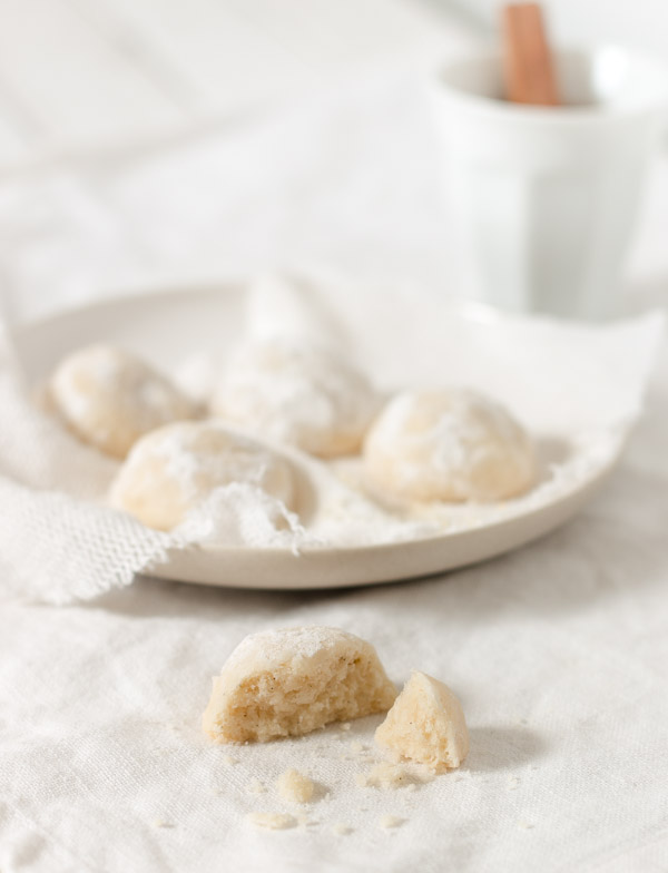 Melt In Your Mouth Butter Snowball Cookies (5)