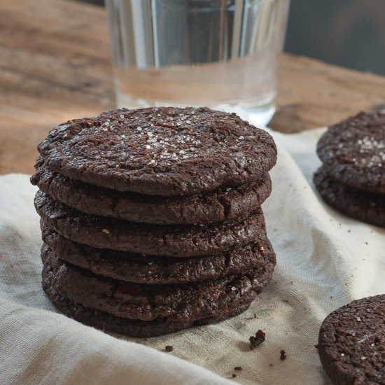 Chocolate Sable Cookie Recipe — Dishmaps