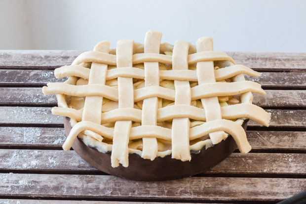 Lattice Top Pie Crust (12)