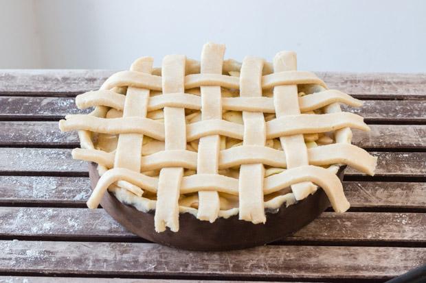 Lattice Top Pie Crust (12)
