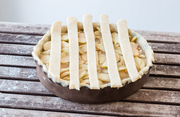 Lattice Top Pie Crust (2)