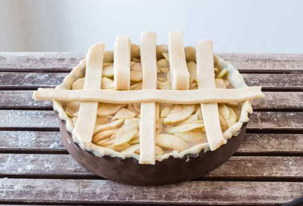 Lattice Top Pie Crust (4)