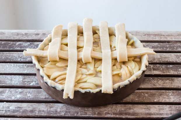 Lattice Top Pie Crust (6)
