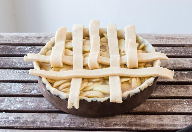 Lattice Top Pie Crust (7)