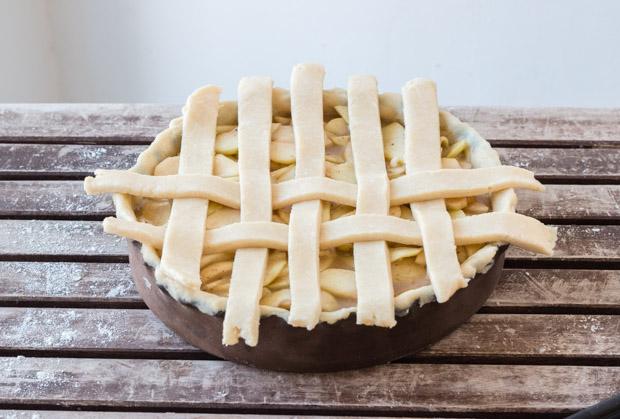 Lattice Top Pie Crust (8)