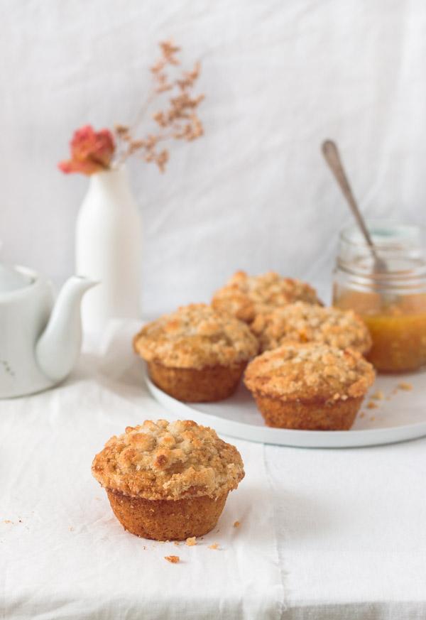 Mango Bread Muffins Coconut Streusel (2)