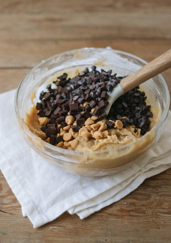 Ultimate Blondies / Chocolate Chip Cookie Bars