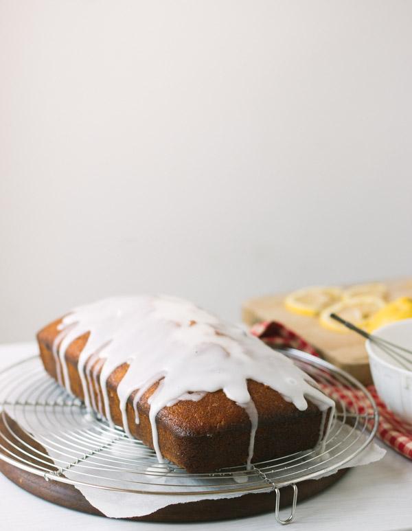 Perfect Lemon Loaf Cake | prettysimplesweet.com
