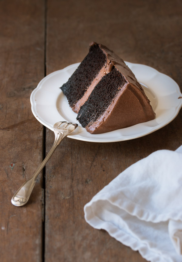 Easy Chocolate Layer Cake Pretty Simple Sweet