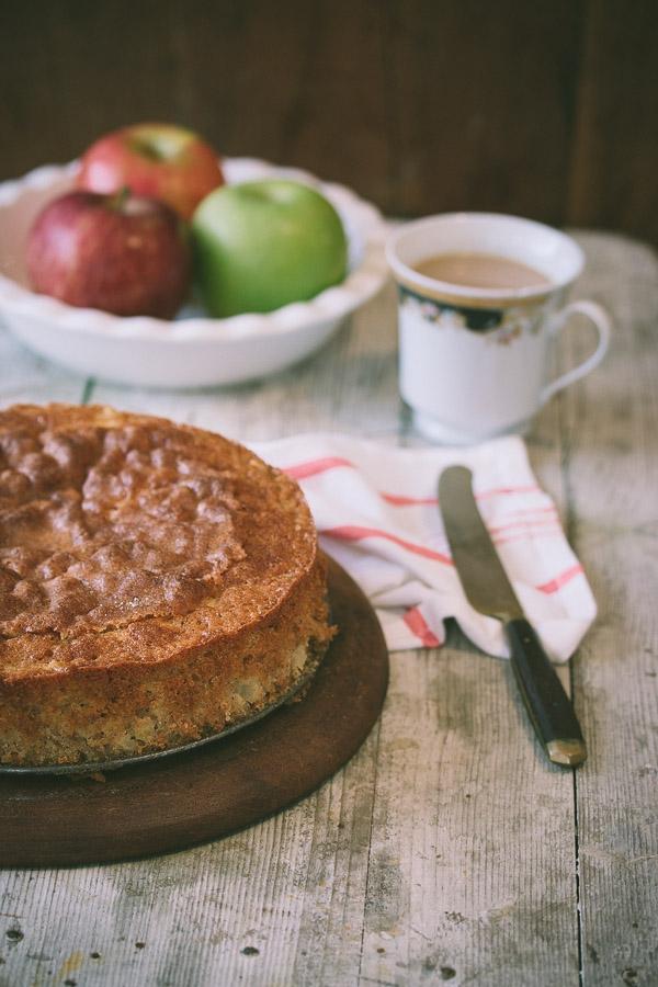 recette gâteau aux pomme