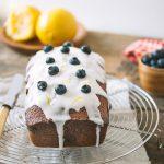 Lemon Blueberry Cake | prettysimplesweet.com