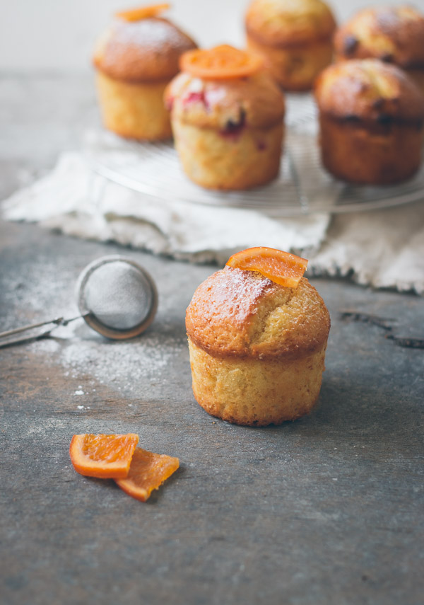 These versatile muffins have a delicate orange essence, making them perfect for add-ins   prettysimplesweet.com