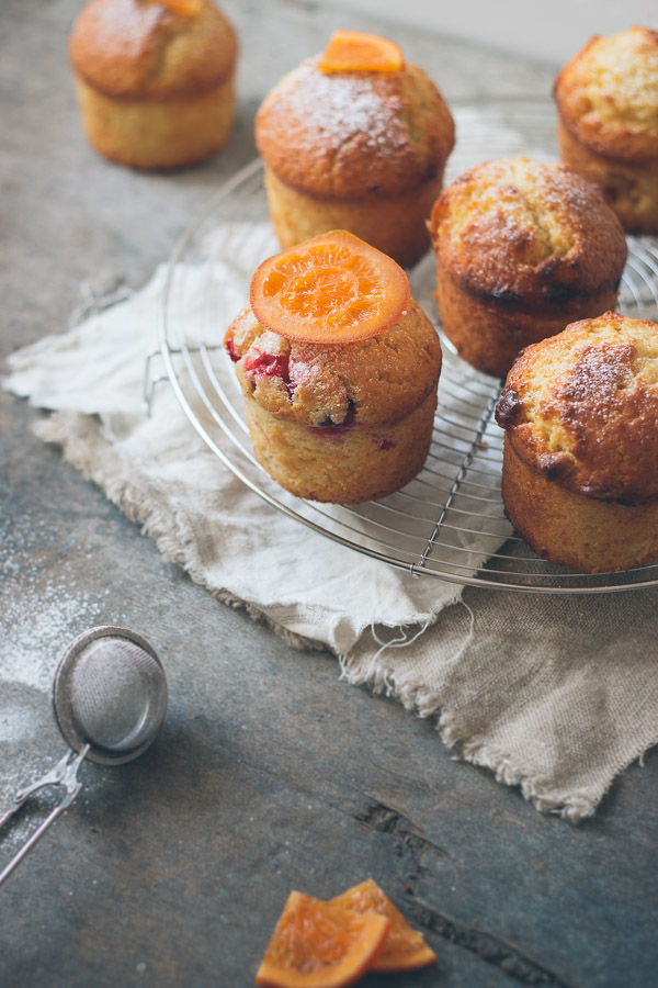 These versatile muffins have a delicate orange essence, making them perfect for add-ins | prettysimplesweet.com