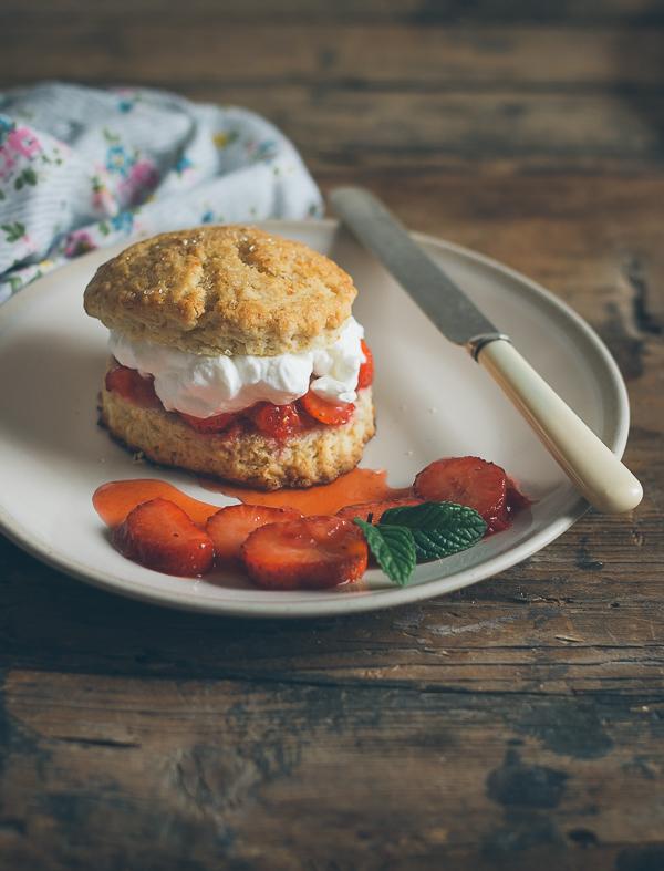 Perfect Strawberry Shortcake   prettysimplesweet.com