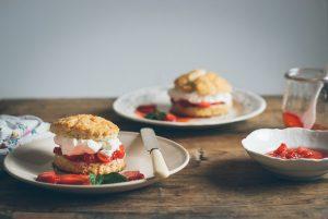 Perfect Strawberry Shortcake | prettysimplesweet.com