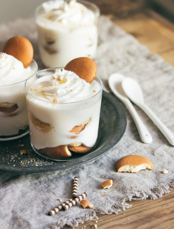 Banana Pudding | prettysimplesweet.com
