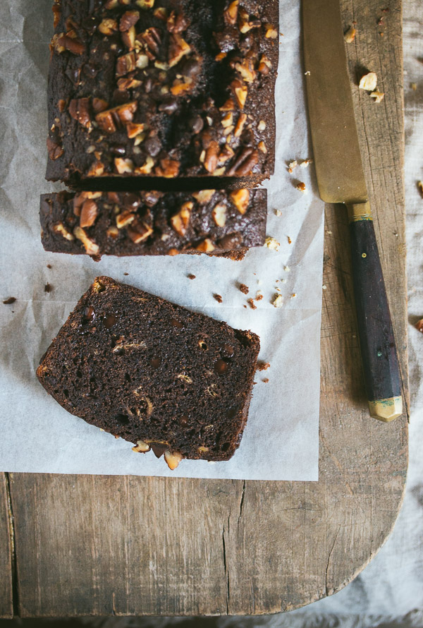 Ultimate Chocolate Banana Cake | prettysimplesweet.com