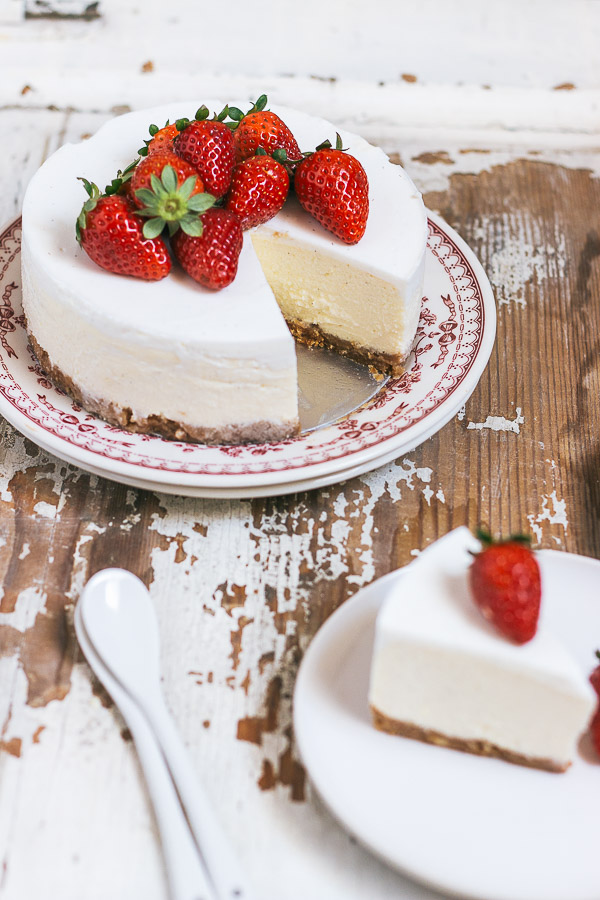 Best Cheesecake Recipe With Sour Cream