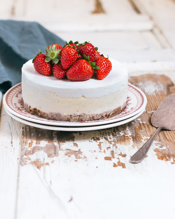 ... satiny, this is my go-to recipe for a simple and classic cheesecake