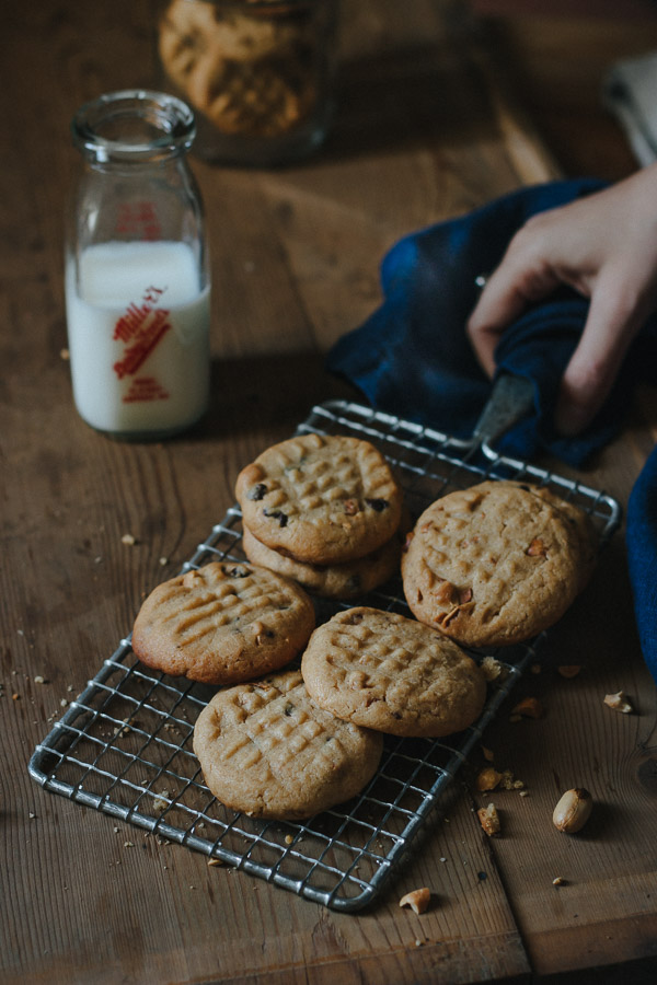 Classic Peanut Butter Cookies | prettysimplesweet.com