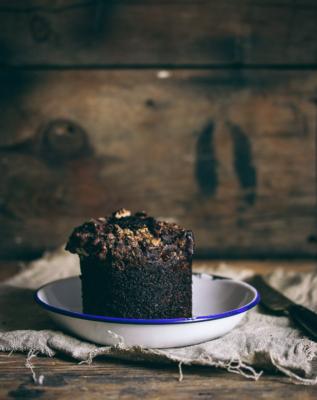 Chocolate Espresso Muffins | prettysimplesweet.com