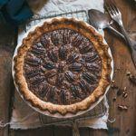 Gooey, crunchy, and full of flavor classic pecan pie recipe | prettysimplesweet.com