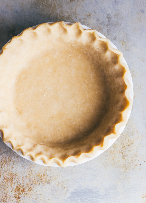 Perfect Pie Crust | prettysimplesweet.com