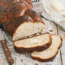 How To Make Challah Bread | prettysimplesweet.com