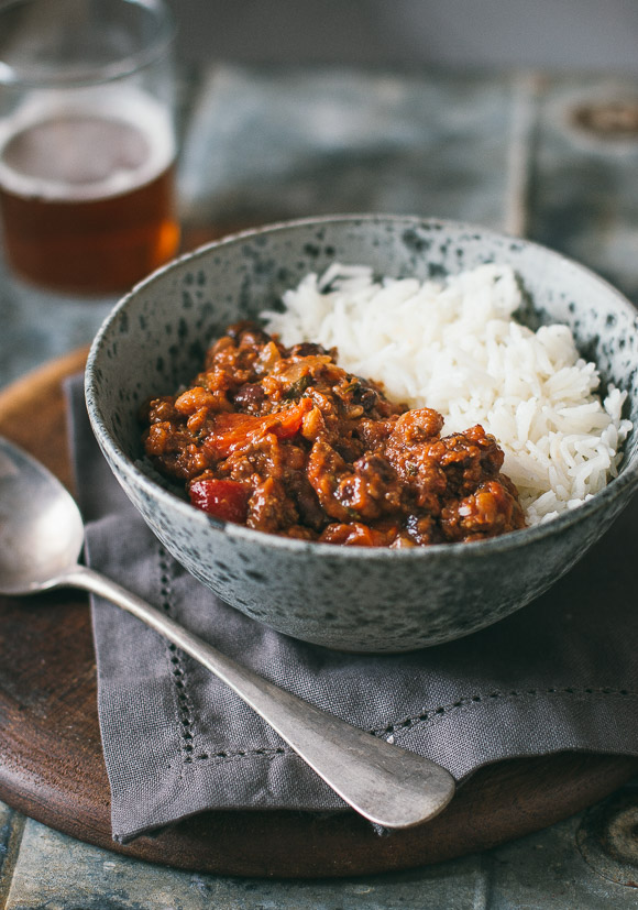 Chili Con Carne | prettysimplesweet.com